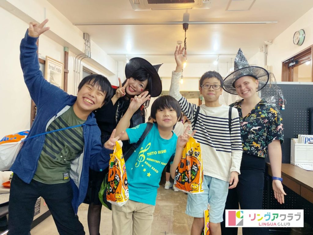 パーティーの様子(6年生組)